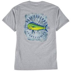 Mens Florida Dorado Graphic T-Shirt