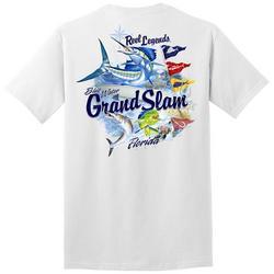 Mens Florida Grand Slam Graphic T-Shirt