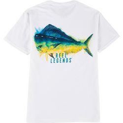 Reel Legends Mens Mahi Harvey T-Shirt