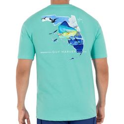 Guy Harvey Mens Florida Lifestyle T-Shirt