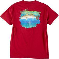 Guy Harvey Mens Trout Short Sleeve T-Shirt