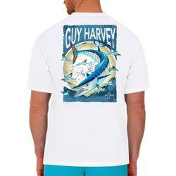 Guy Harvey Mens Wahoo Haul Short Sleeve T-Shirt