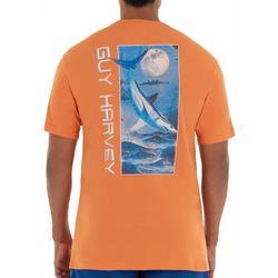Mens Mako Night Short Sleeve T-Shirt