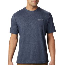 Columbia Mens Solid Crew T-Shirt