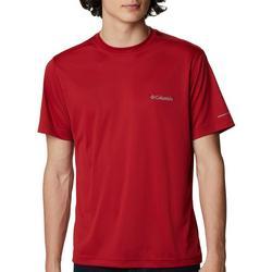Mens Meeker Peak Short Sleeve Shirt