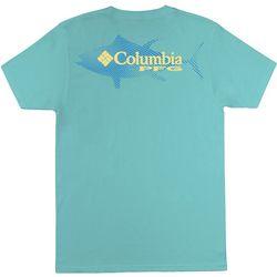 Columbia Mens PFG Dot Short Sleeve T-Shirt