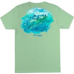 Columbia Mens Wallace Short Sleeve T-Shirt