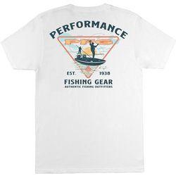 Columbia Mens Cast Short Sleeve T-Shirt