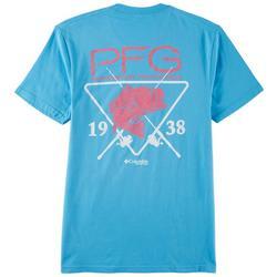 Mens PFG Riptide Graphic Short Sleeve T-Shirt