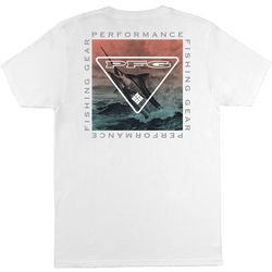 Columbia Mens PFG Bail Short Sleeve T-Shirt
