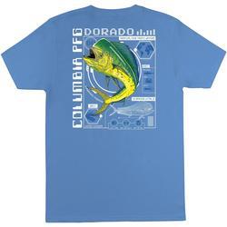 Mens PFG Mahi Mahi Short Sleeve T-Shirt