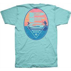Columbia Mens PFG Beatheard Short Sleeve T-Shirt