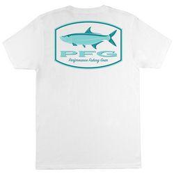 Columbia Mens PFG Pristine Solid T-Shirt