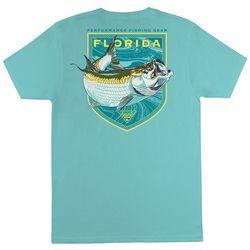 Columbia Mens PFG Modus Solid T-Shirt