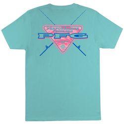 Columbia Mens PFG Mortimer Solid Graphic T-Shirt