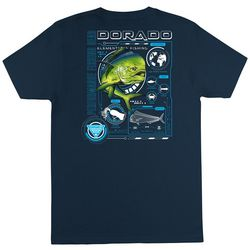 Columbia Mens PFG Wells Solid T-Shirt