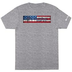 Mens PFG Caleb Heathered T-Shirt