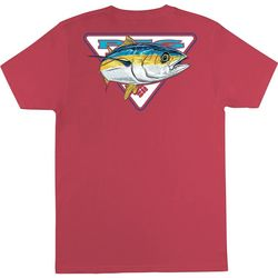 Columbia Mens PFG Crane Short Sleeve T-Shirt