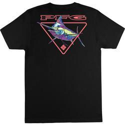 Mens PFG Mahr Graphic T-Shirt