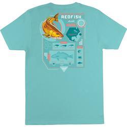 Mens PFG Shale Short Sleeve T-Shirt