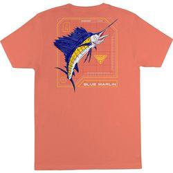 Columbia Mens PFG Columbia Barty T-Shirt