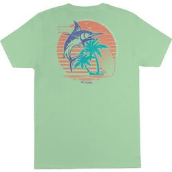 Columbia Mens PFG Marida Graphic T-Shirt