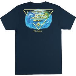 Mens PFG Columbia Tesler T-Shirt