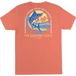 Columbia Mens PFG Keyer Graphic T-Shirt