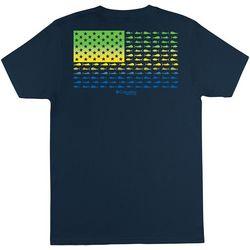 Columbia Mens PFG Youssou Short Sleeve T-Shirt