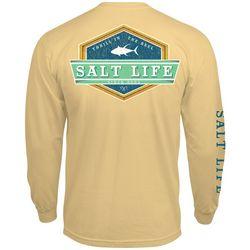 Salt Life Lockdown Long Sleeve T-Shirt