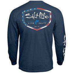 Salt Life Amerishield Long Sleeve T-Shirt
