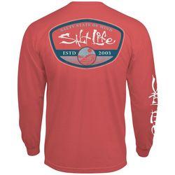 Salt Life Get Barreled Long Sleeve T-Shirt