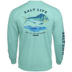 Salt Life Mahi Bound Long Sleeve T-Shirt