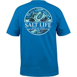 Salt Life Mens Paradise Seas Graphic T-Shirt