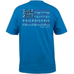 Salt Life Mens Fish Pride Short Sleeve T-Shirt