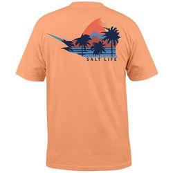 Salt Life Mens Sailfish  Short Sleeve T-Shirt