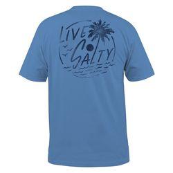 Salt Life Mens Tidal Surge Short Sleeve T-Shirt