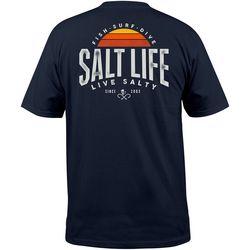 Salt Life Mens Sunbeam Short Sleeve T-Shirt