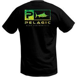 PELAGIC Mens Deluxe Dorado Premium T-Shirt
