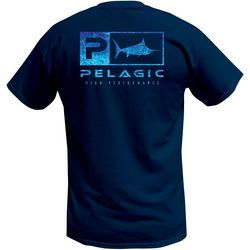 PELAGIC Mens Deluxe Dorado T-Shirt