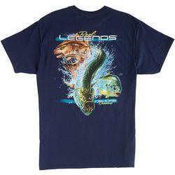 Reel Legends Mens Inshore Dreams T-Shirt