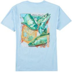 Reel Legends Mens Panhandle Slam T-Shirt