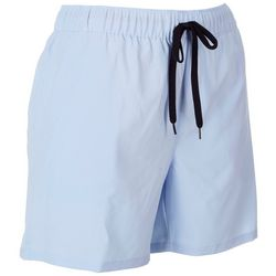 Reel Legends Petite 5'' Solid Shorts