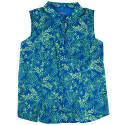 Petite  Mariner Marco Island Shirt