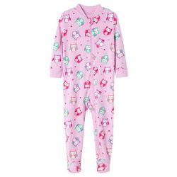 Little Me Baby Girls Owl Pajamas