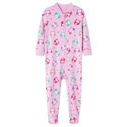 Baby Girls Owl Pajamas