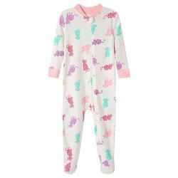 Baby Girls Kitty Pajamas