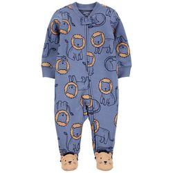 Carters Baby Boys Lion Pajamas