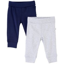 Petit Lem Baby Boys 2-pk. Essential Legging Set