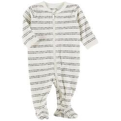 Baby Boys Striped Sleeper